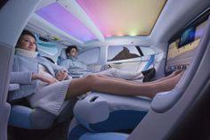 Rinspeed XchangE previews the future of autonomous transportation