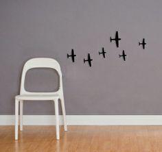 War planes decals