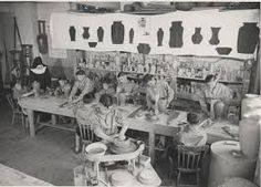 Students at the residential school made pottery, which was later sold to help subsidize the school's costs. The children did not receive any money for their pieces. Photo credit: the Sisters of Charity Halifax Congregational Archives Residential Schools Canada, School S, Photo Essay, Charity, Photo Credit, Sisters, Students, Pottery, Money