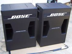 Images Bose CAISSON DE BASS 302 (rceram) - Audiofanzine