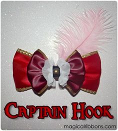 Magical Ribbons - Captain Hook Bow