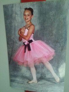 Ballet individual photo