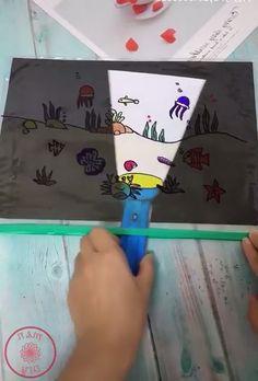 Diy and paper crafts ideas. videos Crafts Ideas for Kids 🦸🏻♂️ Paper Crafts Origami, Paper Crafts For Kids, Diy Arts And Crafts, Cute Crafts, Diy For Kids, Paper Games For Kids, Activities For Kids, Diy Crafts Hacks, Diy Crafts Videos