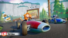 Disney Infinity 3.0 Toy Box Speedway, Toy Box Speedway, Gift Guide, Gamer Gifts