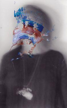 by Gerhard Richter Gerhard Richter, Cy Twombly, Modern Art, Contemporary Art, Art Et Design, Robert Motherwell, Richard Diebenkorn, Photocollage, A Level Art