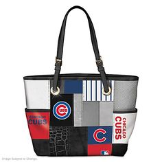 Chicago Cubs Tote Bag