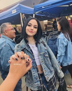 Find images and videos about girl, cute and hair on We Heart It - the app to get lost in what you love. Maggie Lindemann, Parfum Mademoiselle, Tmblr Girl, Hipster Girls, Friend Photos, Grunge Hair, Celebs, Celebrities, Mode Outfits