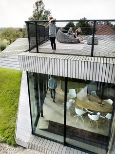 The W.I.N.D. House by UNStudio, The Netherlands
