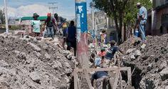 Critical works underway for restoring economic infrastructure