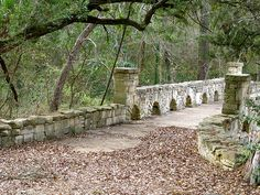 The Gardens at Festival HILL Institute, Round Top, TX  ~ magical place