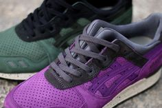"""ASICS GEL LYTE III """"AFTER HOURS"""" PACK"""