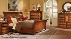 Vineyard Bedroom Collection