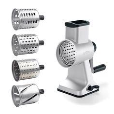 trommelreibe-zyliss Garlic Press, Kitchen, Sore Muscles, Home Made, Cooking, Kitchens, Cuisine, Cucina, Kitchen Floor