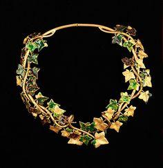 Necklace, 1938, Elsa Schiaparelli