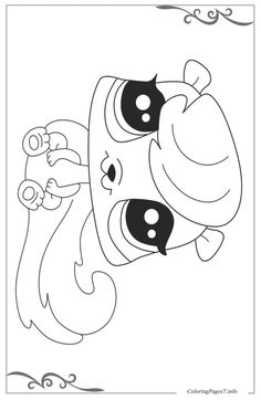 Coloriage dessins littlest pet shop 34 coloriage enfant - Dessin anime de littlest petshop ...