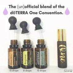 DoTerra One Convention 2016 - One Blend (unofficial)