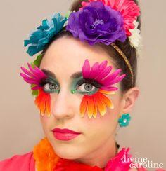 Halloween Makeup How-To: Greenhouse Girl