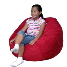 Cozy Sack 2-Feet Kids Foam Bean Bag Chair, Small, Cinnabar Cozy Sack http://www.amazon.com/dp/B002VAGNHG/ref=cm_sw_r_pi_dp_6SN4ub1QE436X