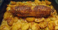 Ελληνικές συνταγές για νόστιμο, υγιεινό και οικονομικό φαγητό. Δοκιμάστε τες όλες Snack Recipes, Cooking Recipes, Healthy Recipes, Snacks, Healthy Meals, Greek Recipes, Main Dishes, Chicken Recipes, Pork