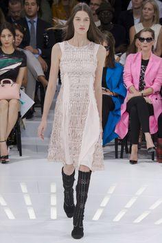 Christian Dior collection printemps-été 2015 #mode #fashion