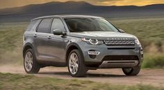 Discovery Sport Petrol Variant Launched - GariPoint