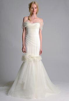 Marchesa Fall 2014 Wedding Dreses.....