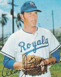 Al Fitzmorris - P - played in 243 games - 1969-1976