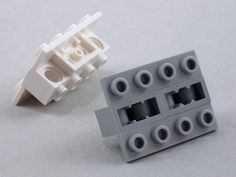 Reversed studs | Very stable and versatile with connections … | Flickr