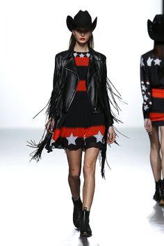 Fashion Week Madrid. Otoño/Invierno 2014-2015. Maria Escote