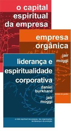 COLEÇÃO EMPRESA LIDERANÇA CAPITAL ESPIRITUAL