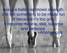 #dance #ballet #pointe #inspirational #strength #independence #converse #pointe shoe #photography #quote