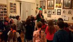Χριστουγεννιάτικη γιορτή για τα παιδιά των Αντικυθηρίων