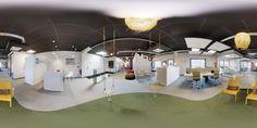 Visite virtuelle Bureaux STRUCTA par 3DCREATION