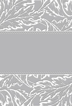 CO723161 - Bon Jour Embossing Folder