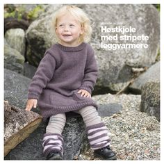 Ravelry: autumn dress : Høstkjole pattern by Marte Helgetun Knitting Designs, Knitting Patterns, Knitting For Kids, Little Ones, Ravelry, Girl Outfits, Hipster, Turtle Neck, Autumn