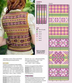 Fair Isle Knitting Patterns, Knitting Machine Patterns, Knitting Charts, Knitting Stitches, Knitting Designs, Knit Patterns, Knitting Projects, Hand Knitting, Knitting Socks