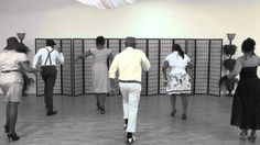 Official Soul Food Line Dance Video - Fantasia-Collard Greens and Cornbr...