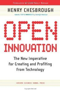 """Cover of """"Open Innovation: The New Impera..."""