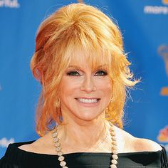 Ann-Margret - received her first Emmy at age 69 for a guest role in Law and Order-SVU