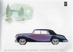 Isotta Fraschini V8C Monterasa. A circa 1948, 32pp with printed tissue interleaves brochure with
