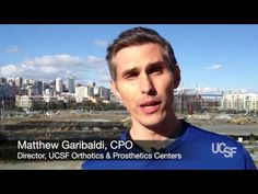 #UCSF Program For #Amputee Athletes - YouTube