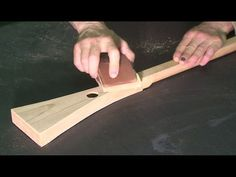 How to Build a Strum-Stick Musical Instrument