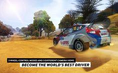 WRC The Official Game v1.2.7
