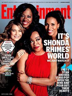 It´s Shonda Rhimes´ World