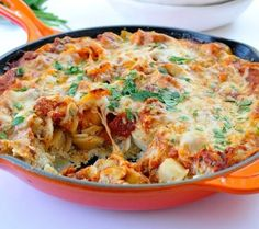 make some sneaky eggplant pasta this weekend for your family Kids and totally not picky at all significant others will eat it righ 12690 - Healthy Food Network Eggplant Pasta, Eggplant Recipes, Cookbook Recipes, Baking Recipes, Healthy Recipes, Ricotta Pasta Bake, Food Network Recipes, Food Processor Recipes, Cyprus Food