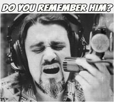 Wolfman Jack - Clap for the Wolfman, he gonna rate your record high. Clap for the Wolfman you gonna dig him til the day you die! My Childhood Memories, Great Memories, Cherished Memories, Childhood Friends, Wolfman Jack, We Will Rock You, I Remember When, Thats The Way, Ol Days