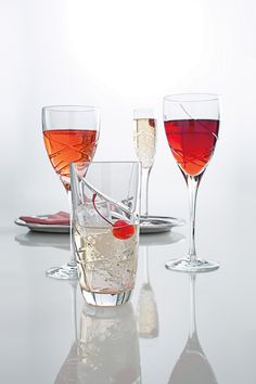 Lenox Adorn Crystal Stemware and Drinkware Sets are a great addition to your Belk registry. #modernsouthernbride