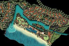 Club Med Hillside Resort Villas   SALA Design Group