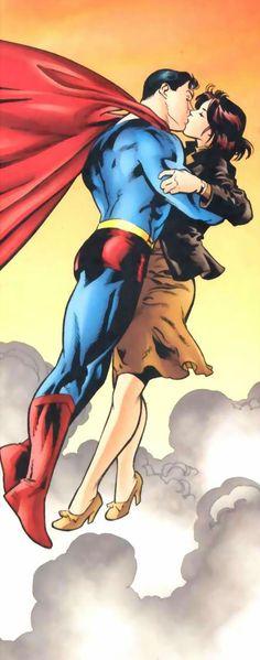 Superman and Lois Lane by Stuart Immonen