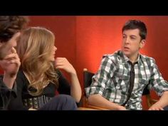 Chloë Grace Moretz Kick-Ass interview with Aaron Johnson and Christopher...